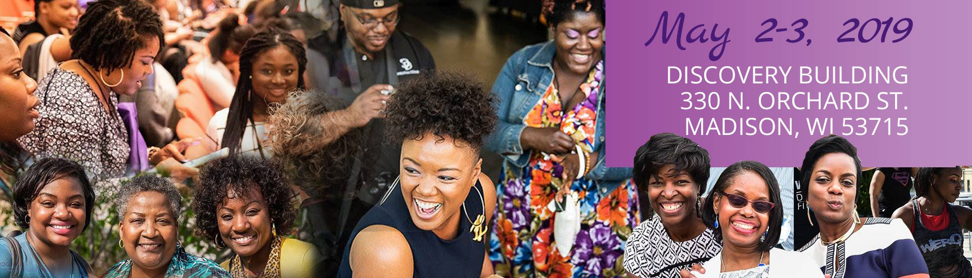 Black Women's Leadership Conference | May 2-3, 2019 | Madison, WI